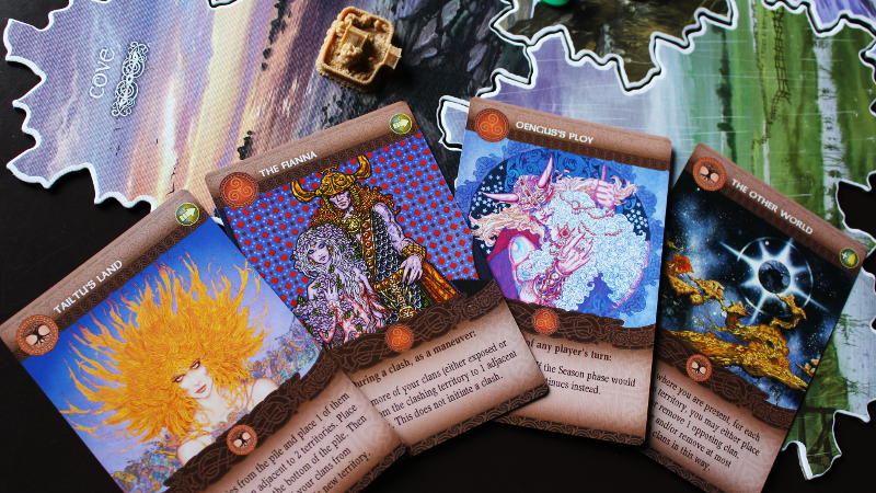 Inis Epic Tale Cards