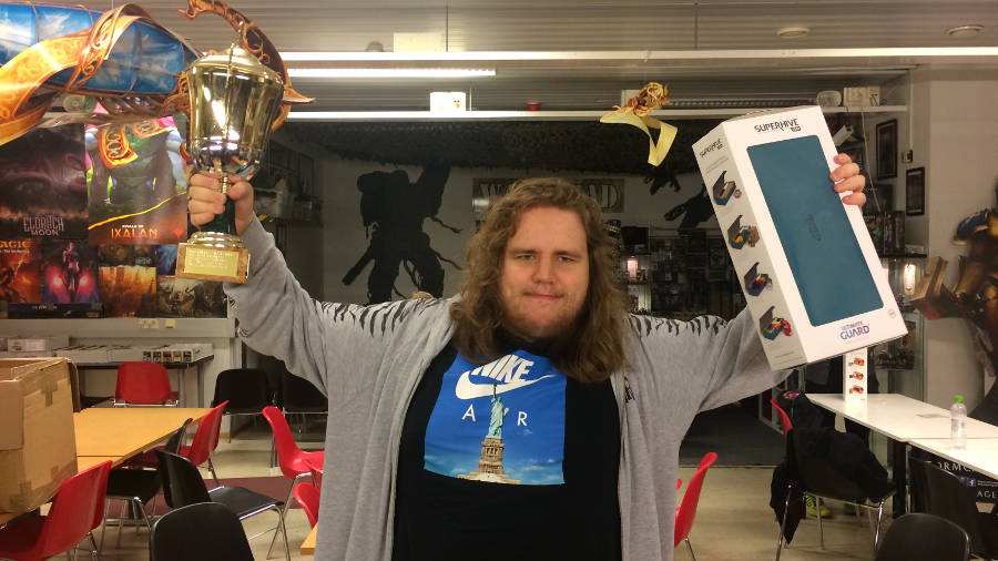 Roop Metsä - Finnish National MTG Champion 2018