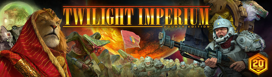 Twilight Imperium Fourth Edition cover art