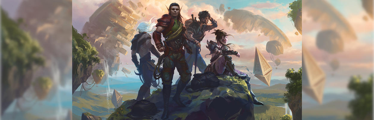 Zendikar Rising - Get ready for an adventure