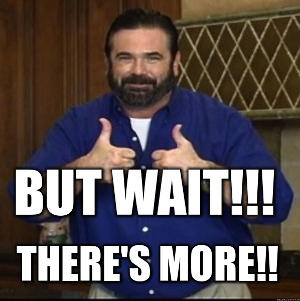 Cyber Monday Billy Mays
