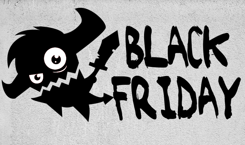Black Friday Poromagia Blog