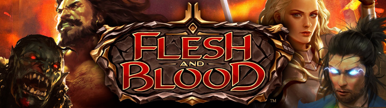 Flesh and Blood trading card game