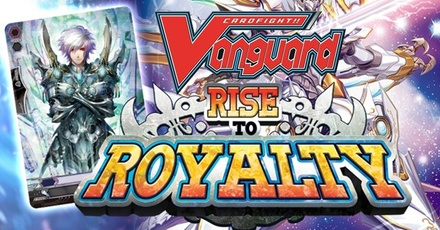 Cardfight Vanguard Mega Trial Deck Vol. 1: Rise to Royalty