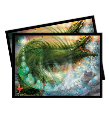 Ultra Pro MTG Ultimate Masters Deck Protector Standard Sleeves, Pattern of Rebirth (100ct)