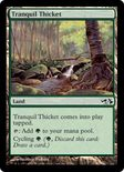 Tranquil Thicket - Duel Decks: Elves vs. Goblins