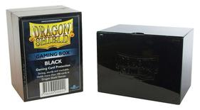 Dragon Shield Deck Box, Black
