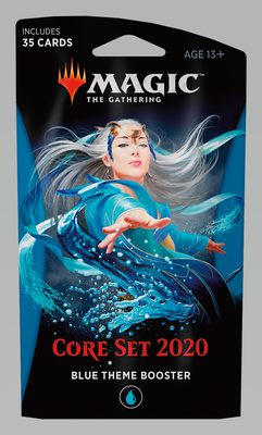 Core Set 2020 Theme Booster Blue