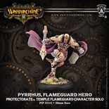 Protectorate of Menoth Pyrrhus, Flameguard Hero