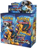 XY12: Evolutions Booster Display Box