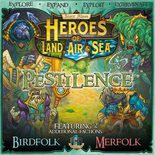Heroes of Land, Air & Sea: Pestilence Expansion (PREORDER)