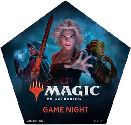 Magic the Gathering Game Night 2019