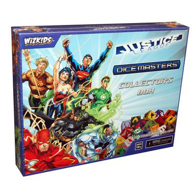 DC Comics Dice Masters: Justice League Collector's Box