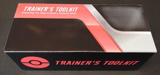 Pokemon Trainer's Toolkit EMPTY Box