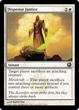 Dispense Justice - Scars of Mirrodin