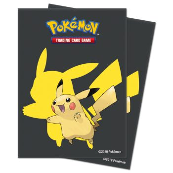 Ultra Pro Pokemon Sleeves Pikachu (65pcs) (PREORDER)