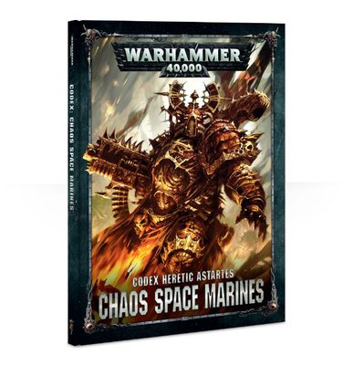 Codex Chaos Space Marines (2nd version)
