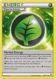 Herbal Energy 103/111 - X&Y Furious Fists