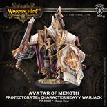 Protectorate of Menoth Avatar Of Menoth Character Heavy Warjack