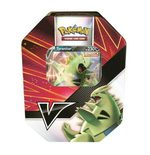 Pokemon V Strikers Summer 2021 Tin: Tyranitar V (PREORDER)