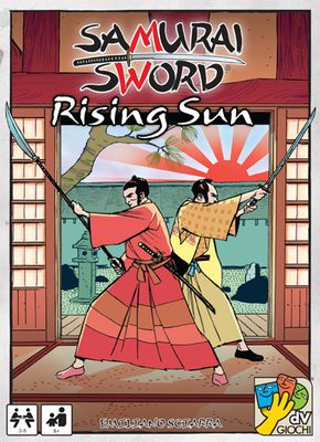 Samurai Sword: Rising Sun Expansion (Bang! System)