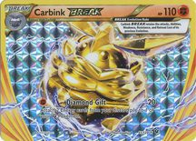 Carbink Break 51/124 - X&Y Fates Collide