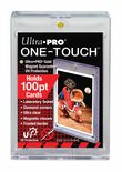 Ultra Pro One Touch Magnetic Card Holder 100pt