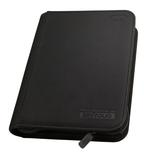 Ultimate Guard ZipFolio Xenoskin Mini American 9 Pocket Black Binder