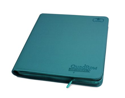 Ultimate Guard ZipFolio Xenoskin 12 Pocket Petrol Binder