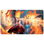 Magic The Gathering  War of the Spark Alternate Art Playmat - Chandra