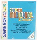Super Mario Bros. Deluxe (Manual)