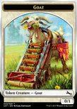 Goat TOKEN 0/1 - Unstable