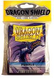 Dragon Shield Small Sleeves, Purple (50pcs)