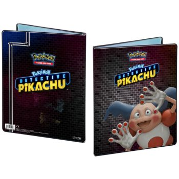 Ultra Pro Pokemon 9-Pocket Portfolio Detective Pikachu (Mr. Mime) (PREORDER)