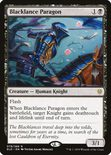 Blacklance Paragon - Throne of Eldraine Promos