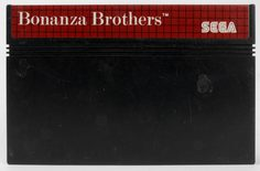 Bonanza Brothers - Master System