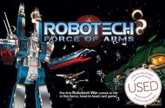 Robotech: Force of Arms *USED*