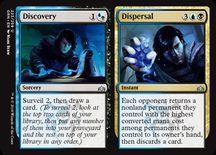 Discovery // Dispersal - Guilds of Ravnica