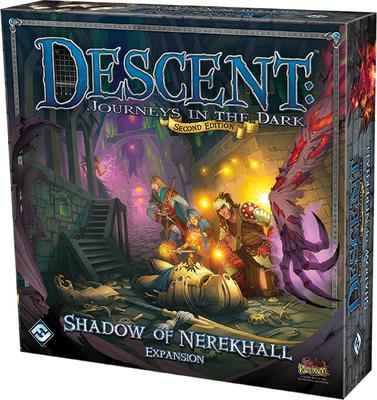 Descent (2nd Ed): Shadow of Nerekhall