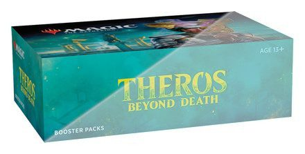 Theros Beyond Death Draft Booster Half Box