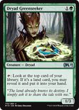 Dryad Greenseeker - Core Set 2019