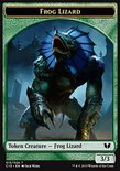 Frog Lizard 3/3 // Germ 0/0 TOKEN - Commander 2015
