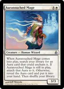 Auratouched Mage - Ravnica: City of Guilds