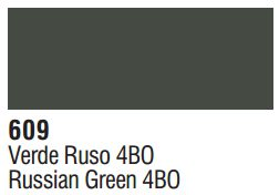 Vallejo Surface Primer: Russian Green 4BO 70.609