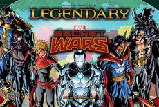 Legendary: Secret Wars Volume 1