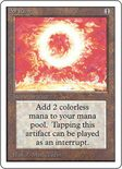 Sol Ring - Unlimited (2nd) Edition
