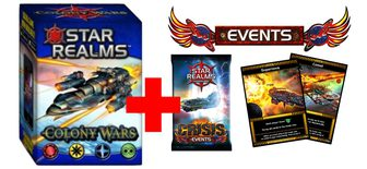 Colony Wars + Crisis - Events Pack