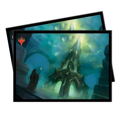 Ultra Pro MTG Ultimate Masters Deck Protector Standard Sleeves, Mana Vault (100ct)