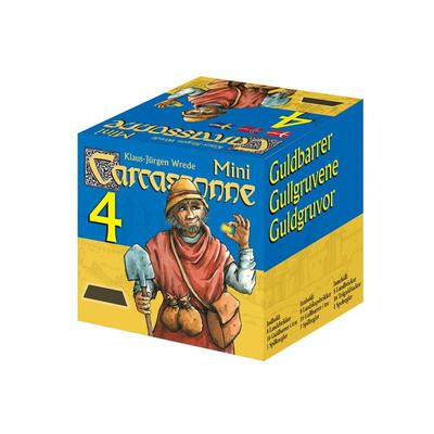 Carcassonne Mini Expansion 4: The Gold Mines