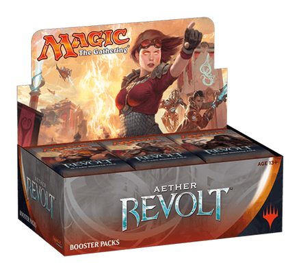 Aether Revolt Booster Display Box